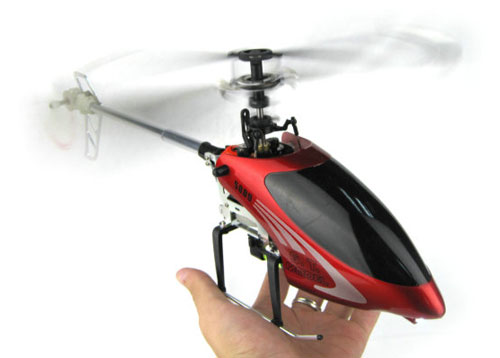 5889 Metal remote control helicopter