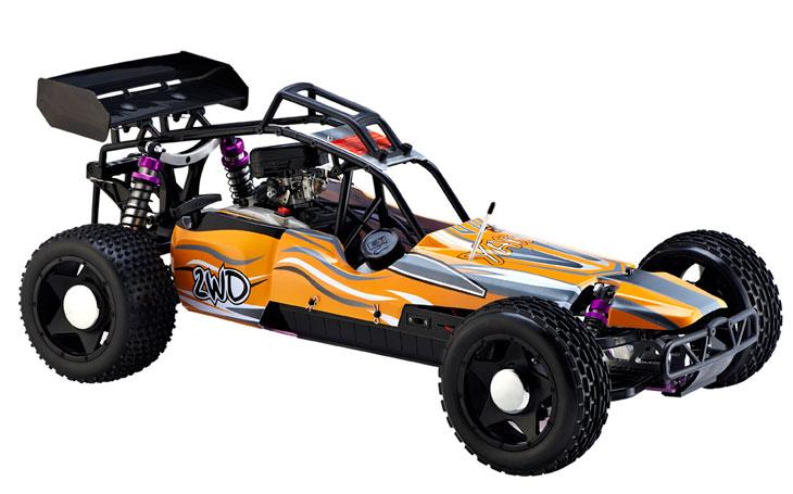 Yama Petrol RC Buggy
