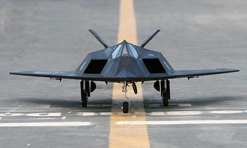 F 117 Nighthawk Stealth 70mm 5ch Edf Jet 2 4ghz Nitro