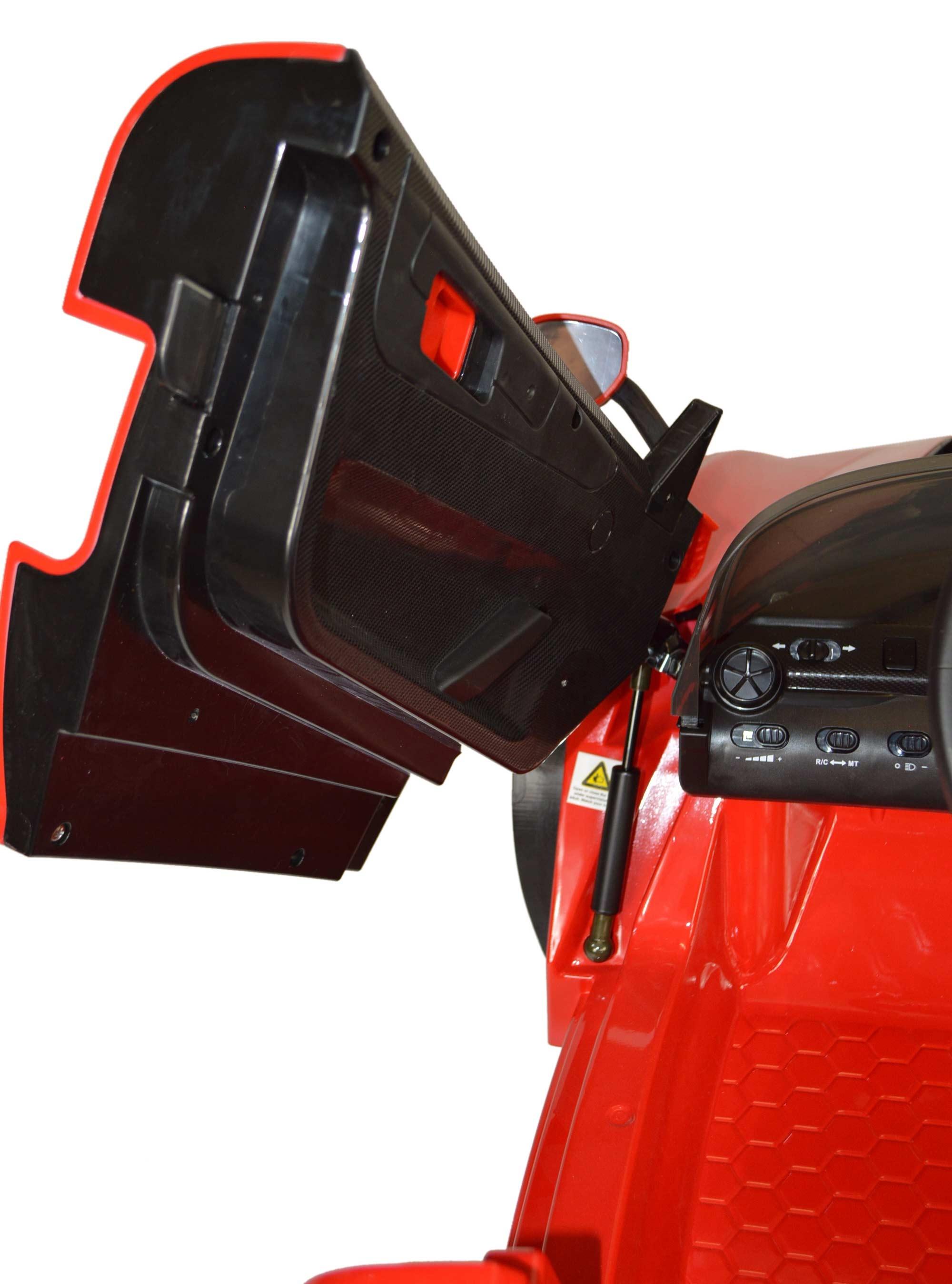 Ferrari Scissor Doors