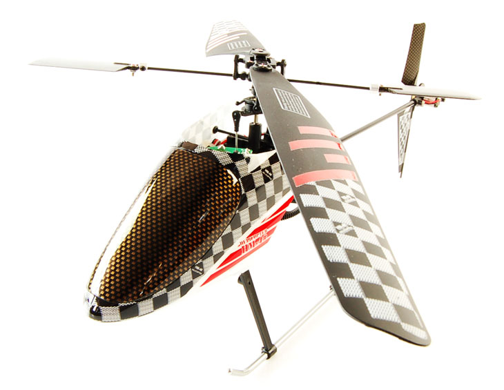 Walkera HM 4# Dragonfly 4ch RC Helicopter